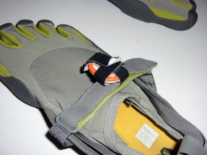 NikePlus on the Vibram FiveFingers